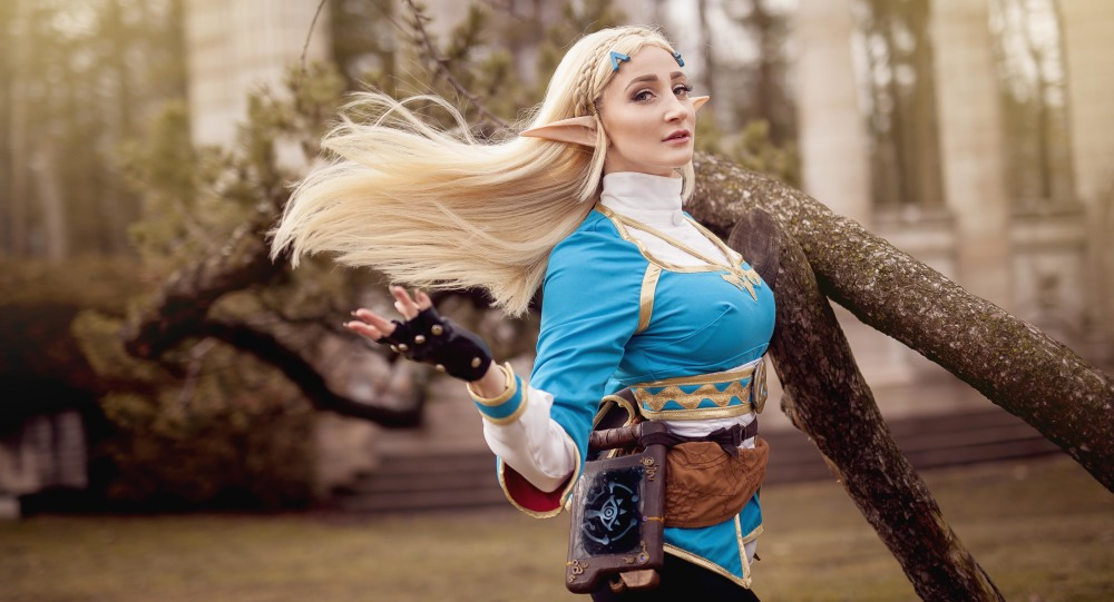 Zelda Cosplay Feat. Novii Photography
