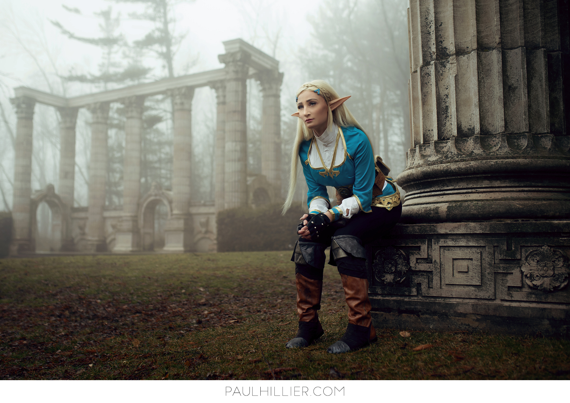 A Zelda in Despair