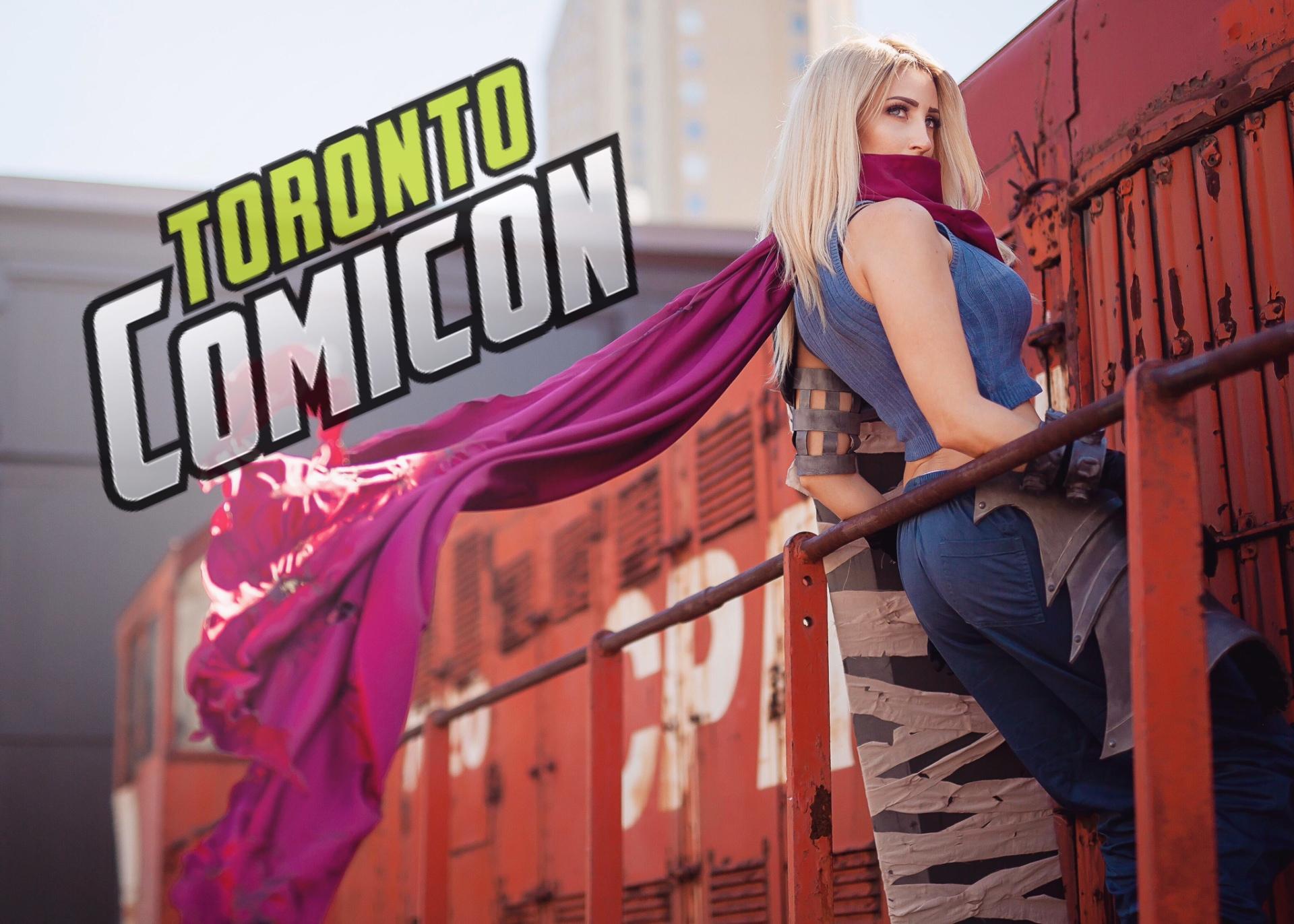Toronto Comic Con 2017!