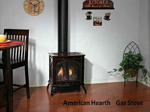 American Heart  Empire Cast Stove