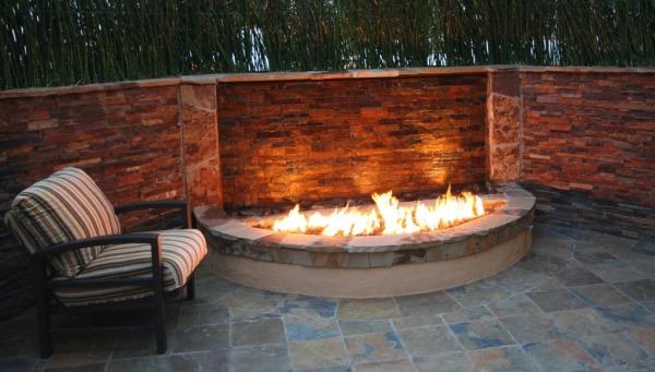 Custom Fire Pit