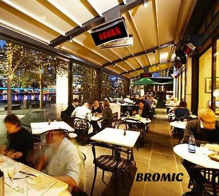 Bromic Platinum Smart-Heat; ceiling mount