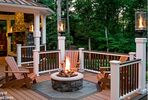 Gas Outdoors/ Lighting & Fire