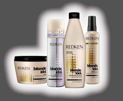 Redken haircare,Fox Hair