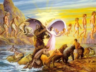 Los Misterios  de la Vida y la Muerte