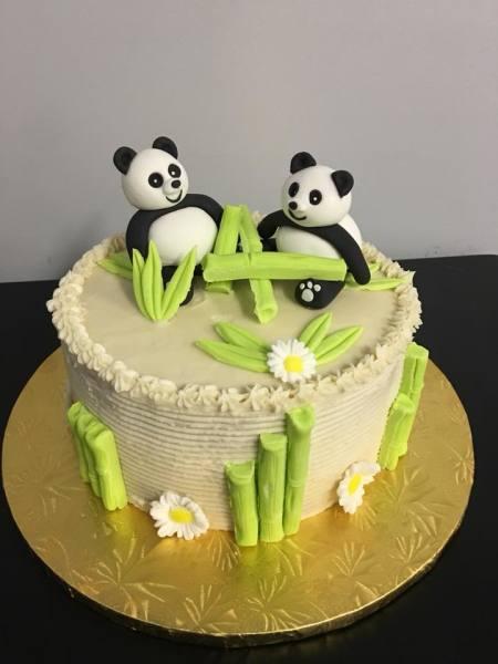 Panda buddies!