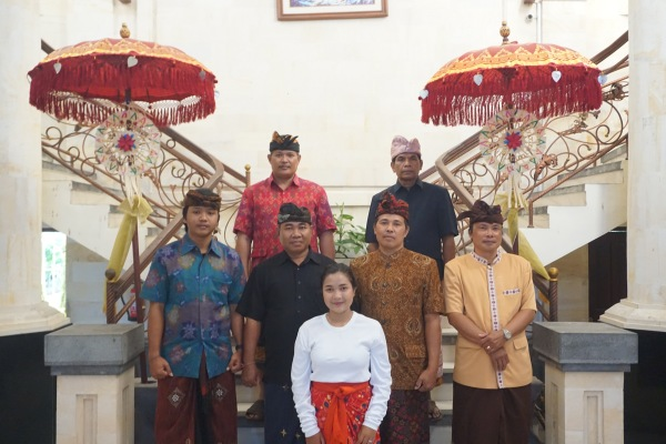 Gamelan - an evening of traditional Balinese arts and culture
