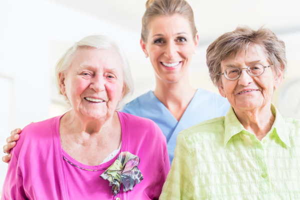 Elder care that creates smiles