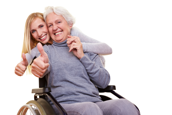A positive approach to senior care