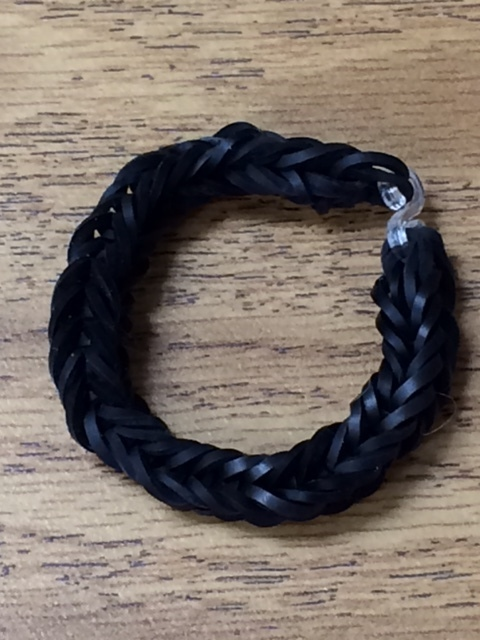 Black Fishtail Product #: 2980 $1.00