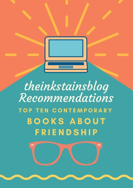 Book Recs - Books About Friendship