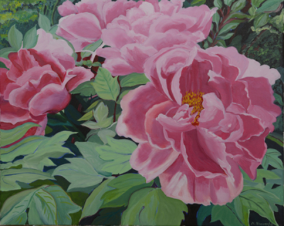 Peonies (SOLD)