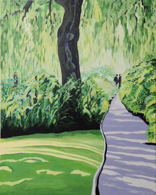 In Monet's Garden #1