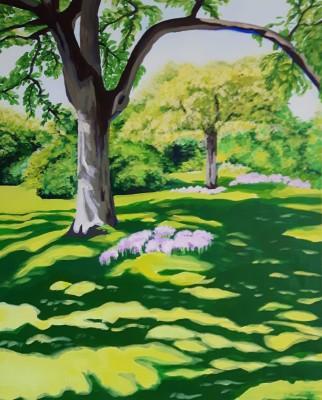 In Monet's Garden #3