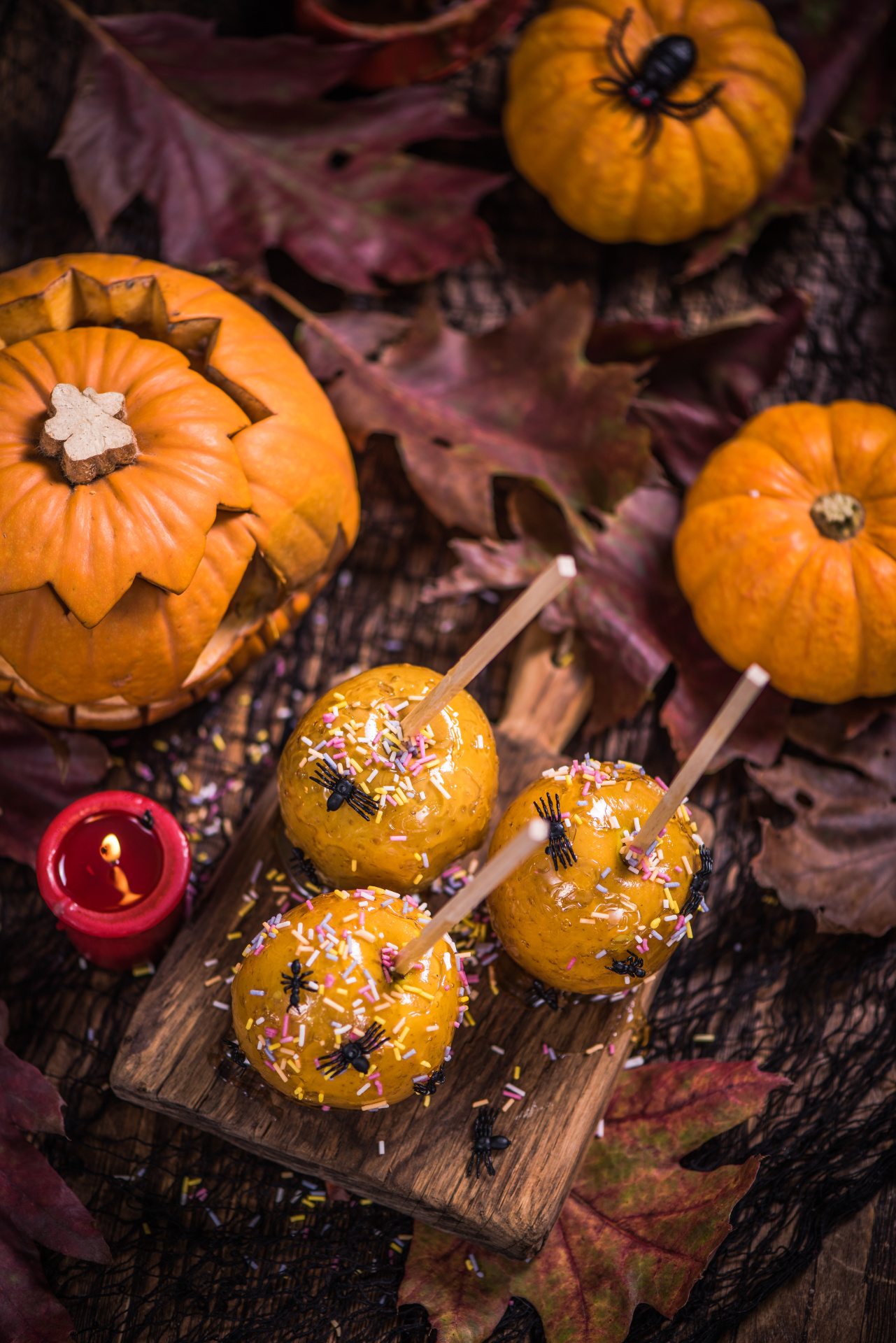 Fall Party Flavors for the Adults