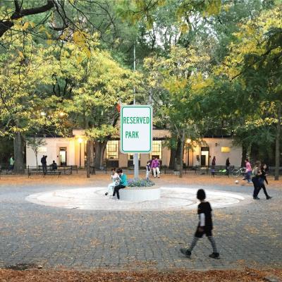 Double-Take(Ver.11)_Reserved Park (Public art idea)