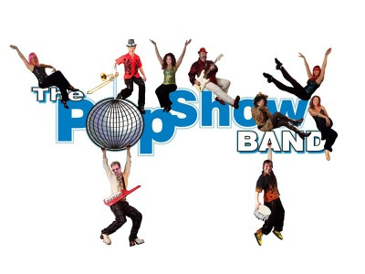The PopShow Band!