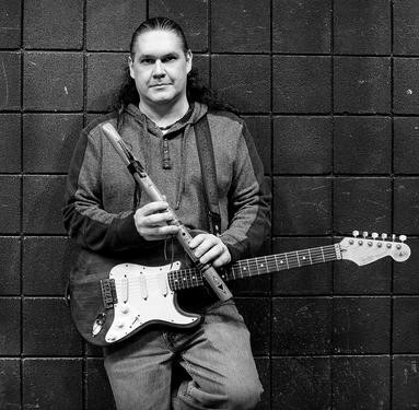 Musician Ed Koban