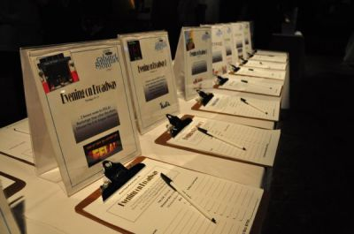 """Arts & Entertainment"" Silent Auction"