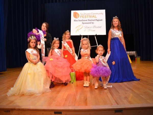 Southwest Festival Pageant