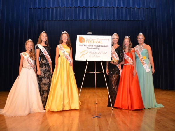 SOUTHWEST COMMUNITY FESTIVAL-  Pageant 2017  Click the Image for the Slideshow