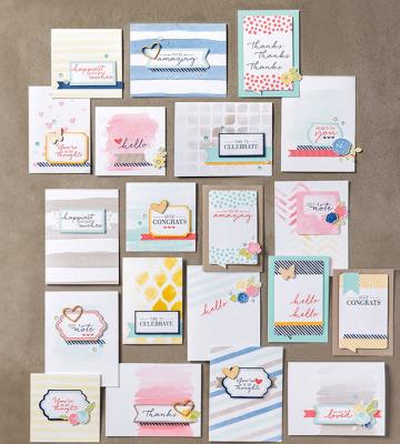 Why buy a card? Make one! Kits make it easy!