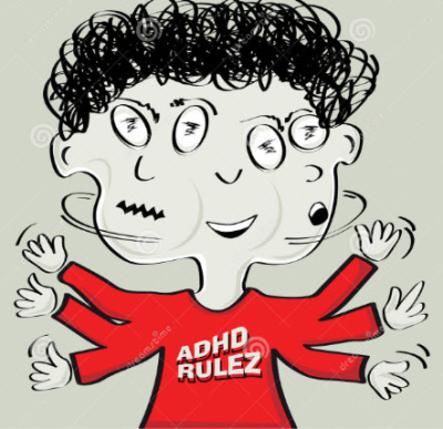 Help! My Son Has ADHD!!