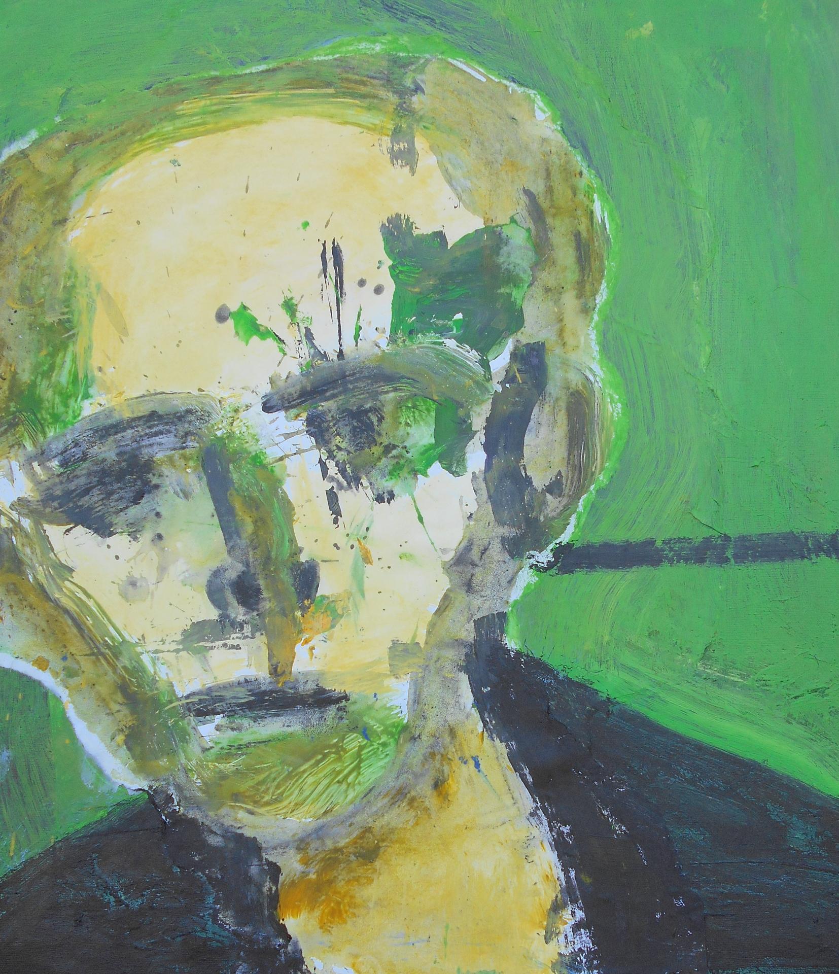 Portraits/Heads on Canvas