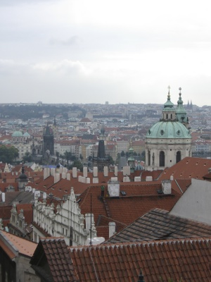 Throwback Thursday: Prague