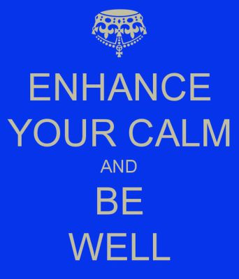 Enhance Your Calm