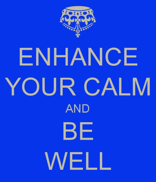 Enhance Your Calm