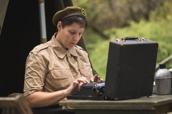 War Correspondent Story