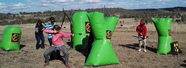 Archery Skirmish