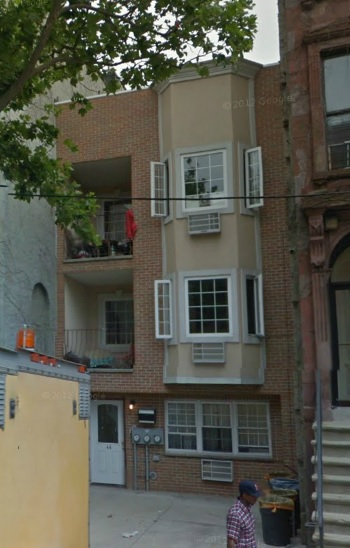 Monroe Street , Brooklyn