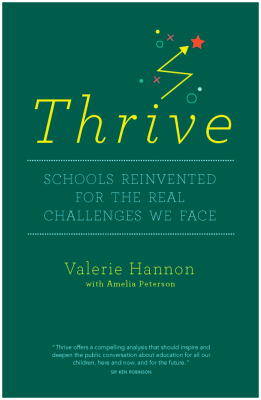 Book Review: Valerie Hannon's 'Thrive'