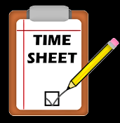 Patchers Timesheet only