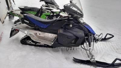 2015 Yamaha Phaser