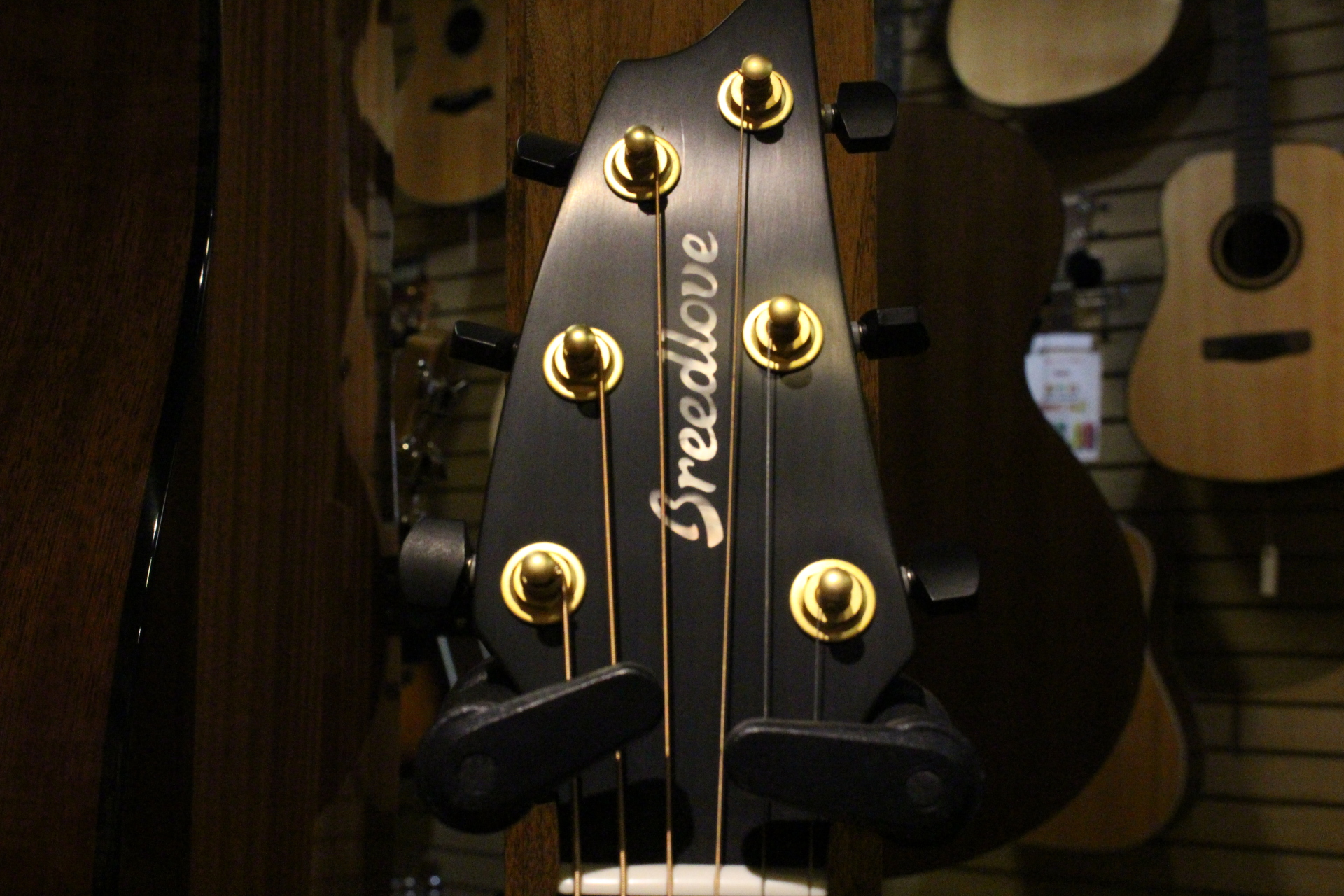 BreedLove Head Stock