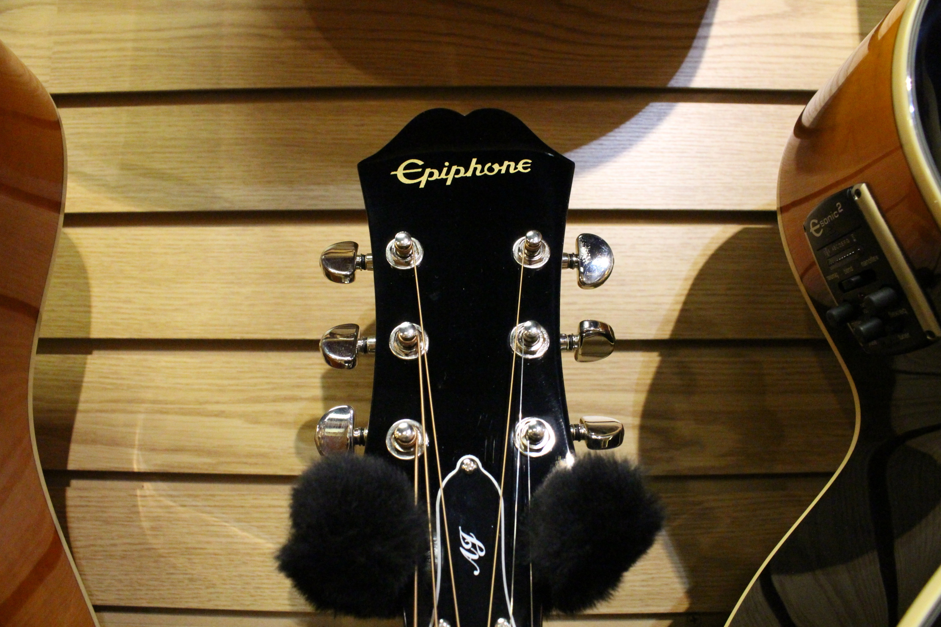 Epiphone Head Stock