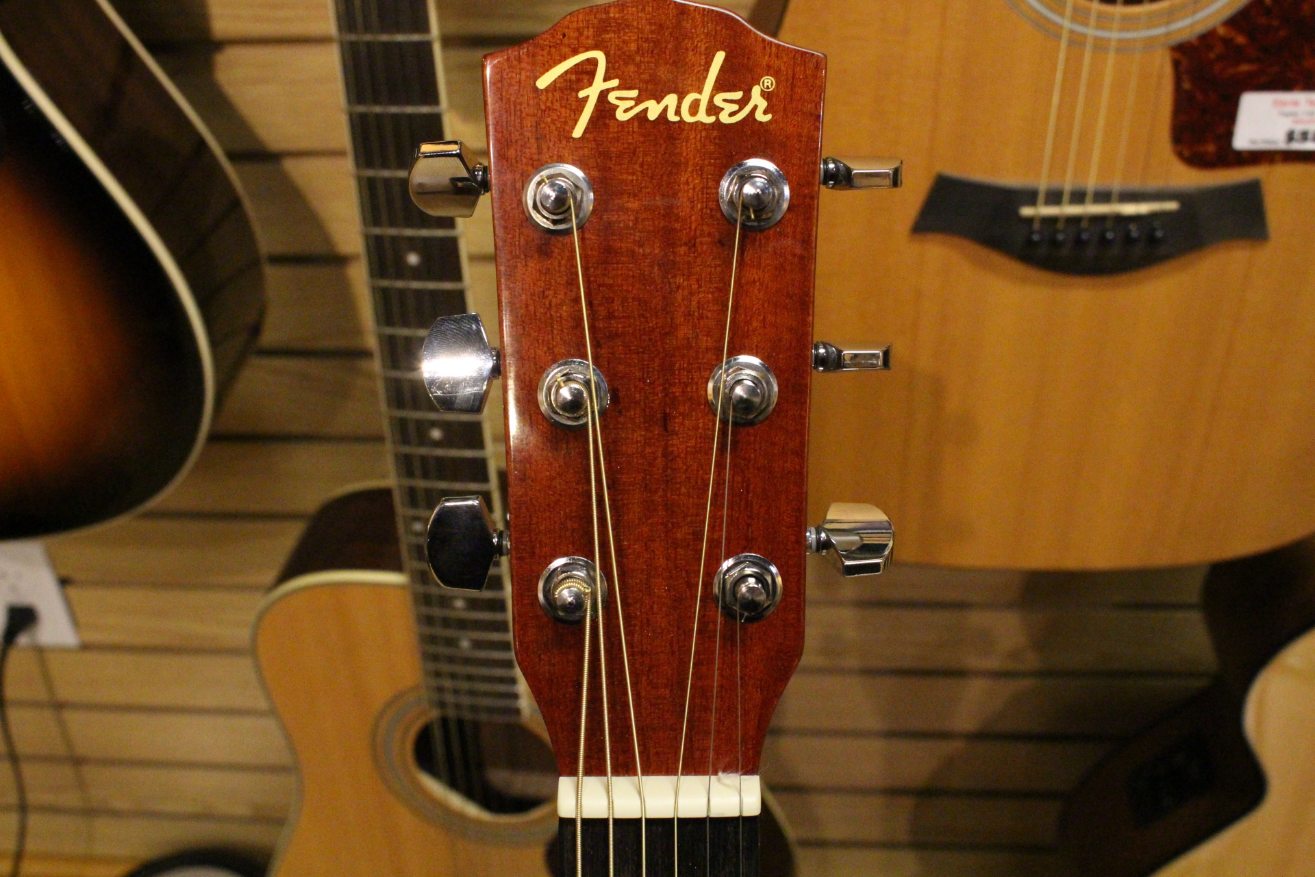 Fender Head Stock