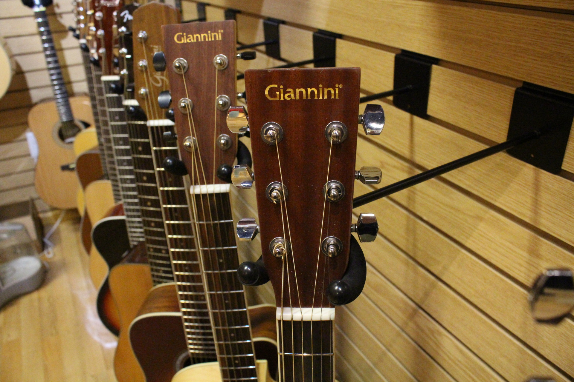 Giannini Head Stock