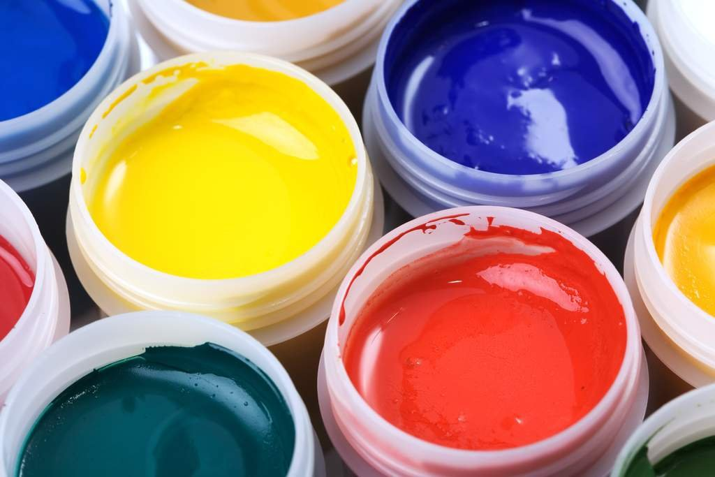 a report on paints and their chemicals