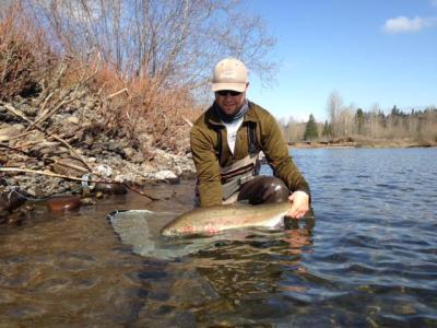 Oregon Fly Fishing, Rogue River Fly FIshing, steelhead fly fishing, guided fly fishing