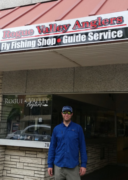 Medford Oregon Fly Fishing Shop and Guide Service, Rogue River Fly Fishing