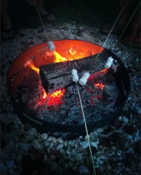 campfire brevard nc