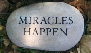 GOOD DAY FOR A MIRACLE