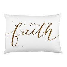PILLOW OF FAITH