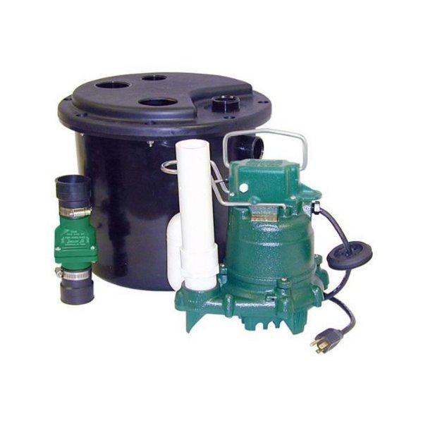 Zoeller Ejector Pump Set