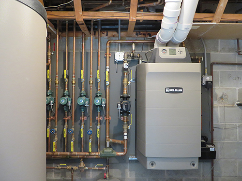 Weil McLain Ultra Gas Boiler