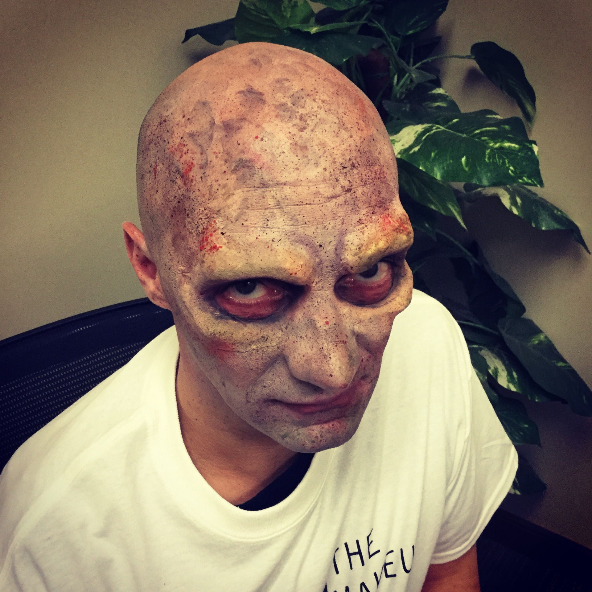 zombies, sfx makeup, special effects, blood effects